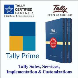 Tally Prime New Software at very Affordable Price