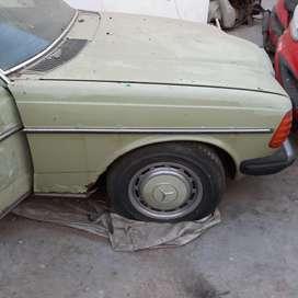 Mercedes-Benz E-Class E 200, 1972, Diesel