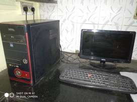 assembled pc for sell. windows 7 with 500 gb hard