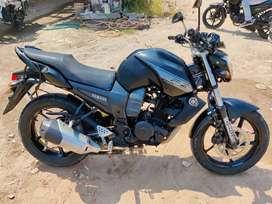 Yamaha fz is in Coimbatore registration