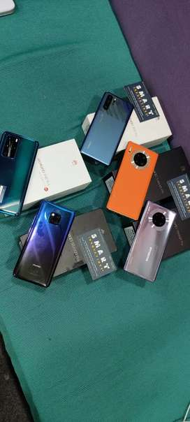 HUAWEI MATE 30 PRO 5G 8GB 256GB LIKE NEW CONDITION