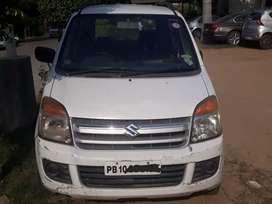 Maruti Wagon R Lxi White Petrol