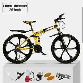 Sepeda lipat modern