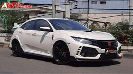 Honda Civic Type R FK8 2018 306dk 400Nm 2.0 Turbo Brembo Calyper