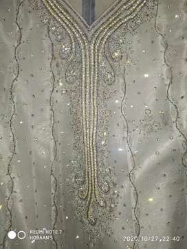 Just like Brand new Bridal Maxi- on 50% Discount