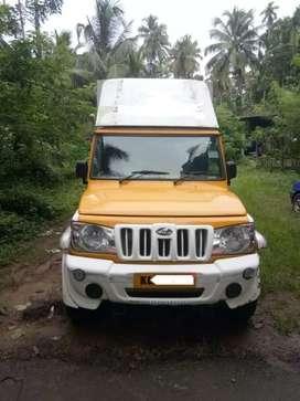 Bolero maxi truck plus2WD