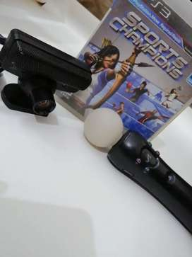 Ps3 Camera & Motion controller