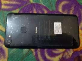 Lava z92, RAM 3G ROM 32GB