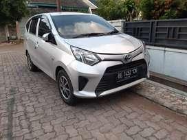 Toyota calya E manual 2017 plat BE kodya