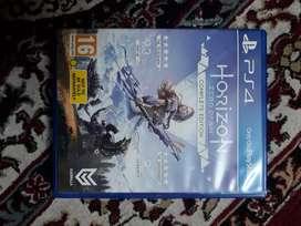 Ps4 Game(Horizon Zero Dawn Complete Edition)