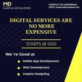 Madras Developers Digital service agency
