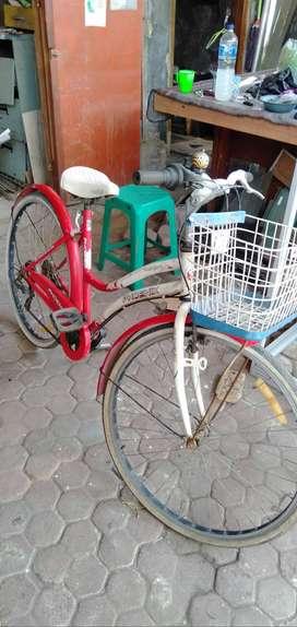 Sepeda mini ukuran 26 siap pakai