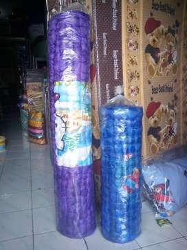 Tikar Karpet Kasur Lantai Palembang Busa Dacron Dakron Gulung Lipat