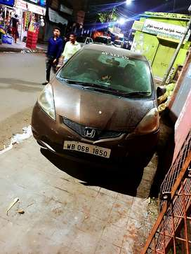 Honda jazz in good and running condition