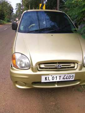 Hyundai Santro Zip 2000 for sale in good and perfect condition