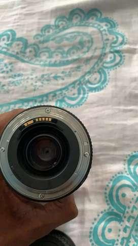 Canon zoom lens75-300