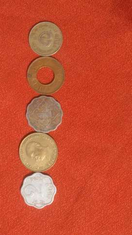 Coin are not found easily I sold my collection