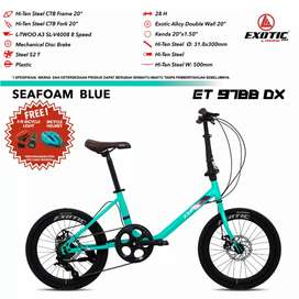 Sepeda Mini Uk 20 Exotic 9788 DX