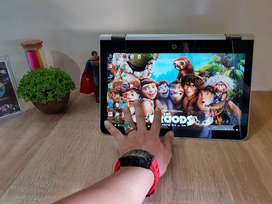 Hp pavilion x360 13-u030TU intel core i3 Ram 4Gb Display touchscrenn