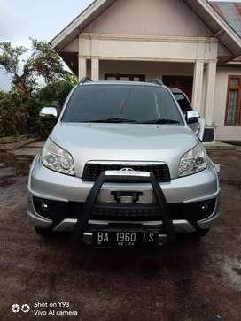 Dijual Toyota Rush Tipe S TRD Sportivo 2014