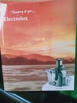Juicer Electrolux