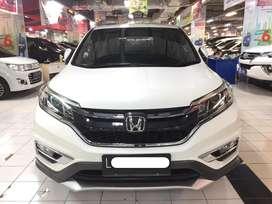 Honda CRV 2.4 Prestige Automatic 2015 Istimewa Kilometer Rendah