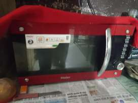 Haier unused Micro wave oven only at 5999) -