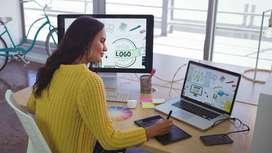 Graphics designer + website designer