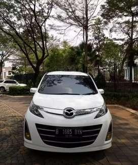 Mazda Biante 2.0cc putih 2014