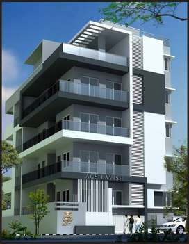 Affordable 2BHK 3BHK Luxurious Flats Sale in Nagarbhavi 2nd Stage