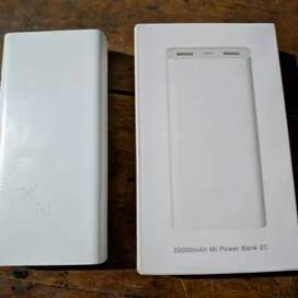 Powerbank Xiaomi 20.000 mAh