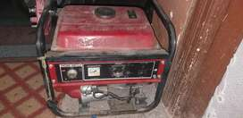 Generator with gas kit SWAN