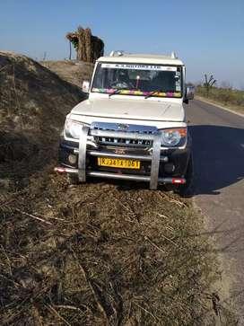 Mahindra Bolero. Turbo  new condition for new tyre