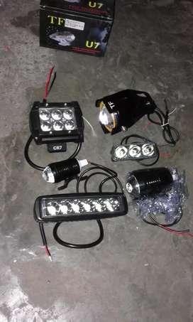 Variasi lampu motor