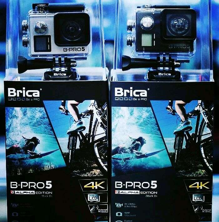 Bpro ae brica be a pro action camera murah bagus 16mp 4K original 0