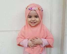 Jilbab bayi jogja hijab bayi new born