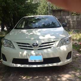 Toyotal corolla XLi, model 2014,total genuine