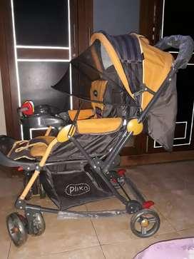 Jual stroller bayi pliko