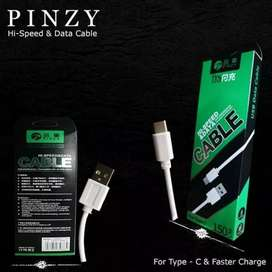 Kabel Charger type C Fast Charging