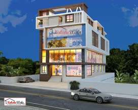 Wanted commercial building