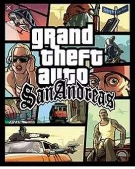 GTA SANANDREAS ORIGINAL...