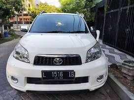 Toyota rush plat L