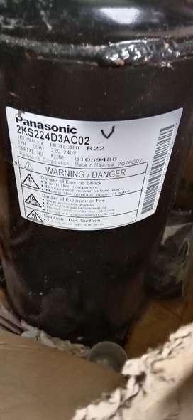 Compressor ac splitt