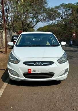 Hyundai Verna 2011-2014 1.4 EX, 2011, Diesel
