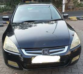 Honda Accord 2006 Petrol + cng  95000 Km Driven