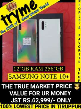 TRYME (NOTE 1O PLUS)12Gb Ram+ 256Gb Full Kit Bill Box