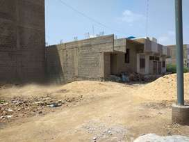 84 Sq yds East Open Residential Plot For Sale In Sector 31/G, Korangi