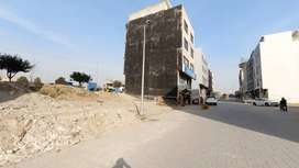 5-Marla Commercial Plot In An Ideal Location In Dha Phase 2 Sector E I