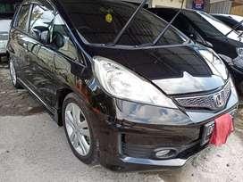 Jazz RS AT2012 hitam mulus orisinil