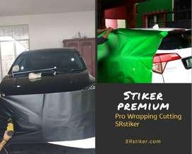 Stiker Mobil Doff Premium Wrapping Di SRstiker Profesional Wrapping